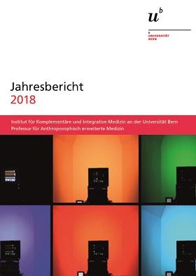 Jahresbericht Titelseite